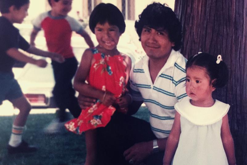 Everybody Struggles: Arlene Mendoza